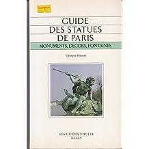 GUIDE DES STATUES DE PARIS