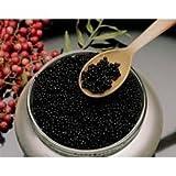 Black Capelin Caviar 'Malossol' 12.00 oz. / 340 gr.