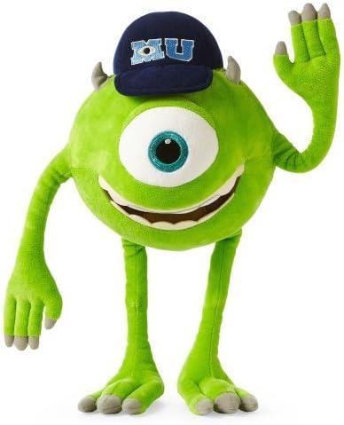 Monsters University Mike Wazowski Plush - 12-27H by Disney: Amazon ...