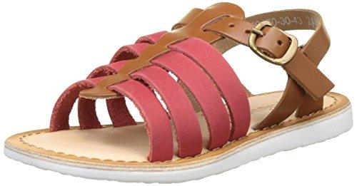 Kickers Sparta - Zapatos Niñas Rouge (Rouge Camel)