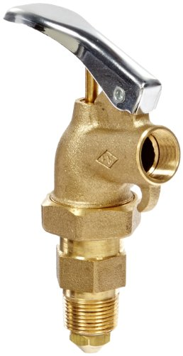 Wesco 272037 Heavy Duty Brass Adjustable Shank