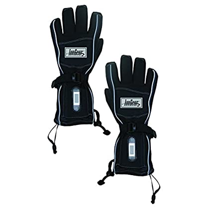 Image of IonGear 5637 Battery Powered Heated Gloves, Large/X-Large, 1-Pair