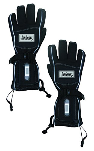 IonGear 5637 Battery Powered Heated Gloves, Large/X-Large, 1-Pair