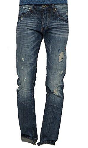 One green elephant columbus slim straight jeans