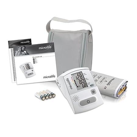 Microlife BP A130 Tensiómetro de brazo parlante: Amazon.es: Salud y cuidado personal