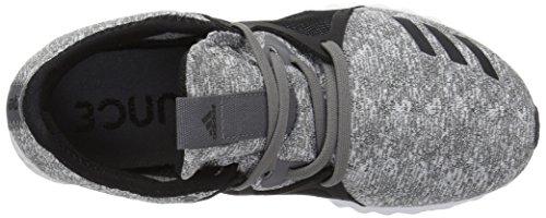 Adidas Womens Edge Lux 2 W Grigio Quattro / Core Nero / Bianco