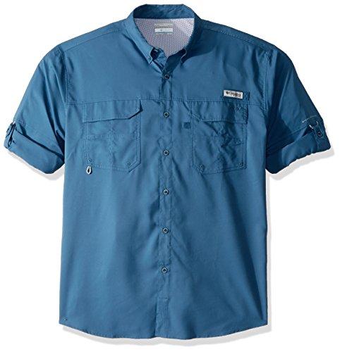 Columbia Sportswear Men's Big Blood & Guts III Long Sleeve Woven Shirt