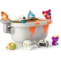 8-Pk Flush Force Series 2 Bizarre Bathtub with Gross Collectible Figures