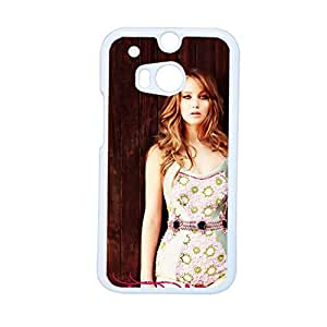Generic Great Phone Cases For Kids Printing With Jennifer Lawrence For Htc M8 Choose Design 3