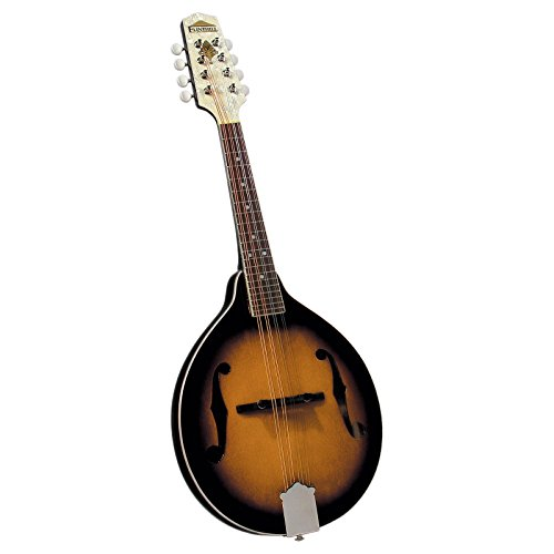 Flinthill FHM-50 Traditional A-Model Mandolin - Sunburst by Flinthill (Image #1)
