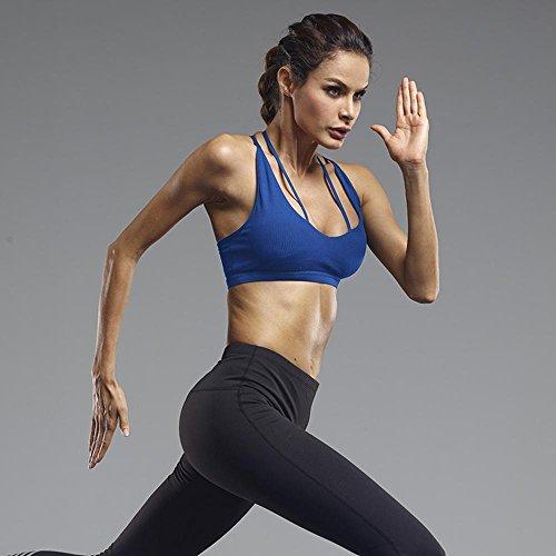 Fitness Ribete No A Prueba Señora Sujetador De Bra Deportes Choques Correr Daeou twFgq