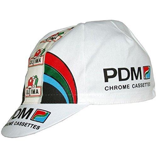 Retro Prestige Team Cycling Caps (PDM)