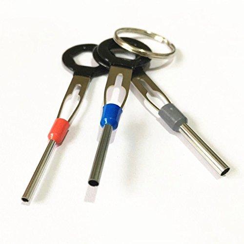 Auto Outils de D/émontage Release Extracteur Outil de Cl/é de D/émontage Auto Ting Ao atisfr 11 pcs//lot Terminal Outils de Retrait de Voiture C/âblage /électrique Connecteur Extracteur