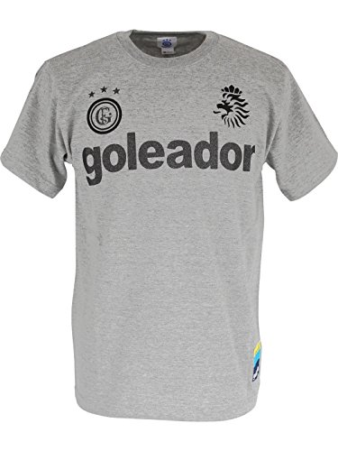 会計畝間突っ込むgoleador(ゴレアドール) Rei Do Campo Tシャツ G-1308