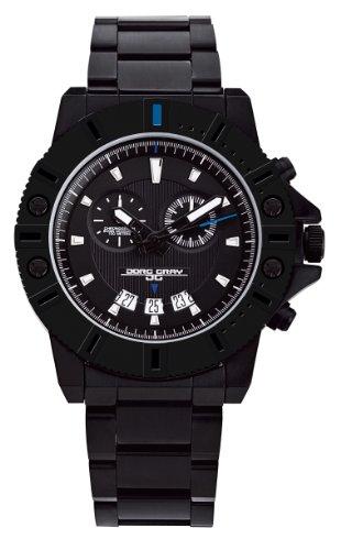 Jorg Gray Men's Quartz Watch JG9500-13 with Metal Strap