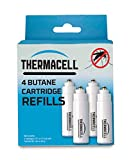 Thermacell Refill Fuel Cartridges; 4-Pack For 48