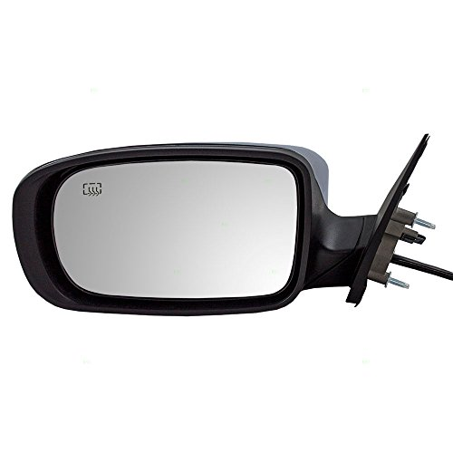 Drivers Power Side View Mirror Heated with Chrome Cover Replacement for 11-18 Chrysler 300 57010337AJ AutoAndArt