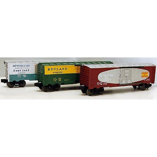 Lionel 6-19276 6464 Series V Set of 3 (Lionel 6464 Boxcar)