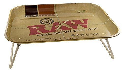 RAW Dinner Lap Rolling Tray XXL