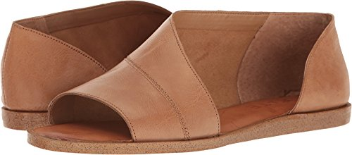 1.STATE Womens Celvin Open Toe Casual Slide Sandals, Caramel, Size 8.0