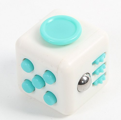 Meishatong Fidget Dice Stress Anxiety Relief Cube Toy (H06)
