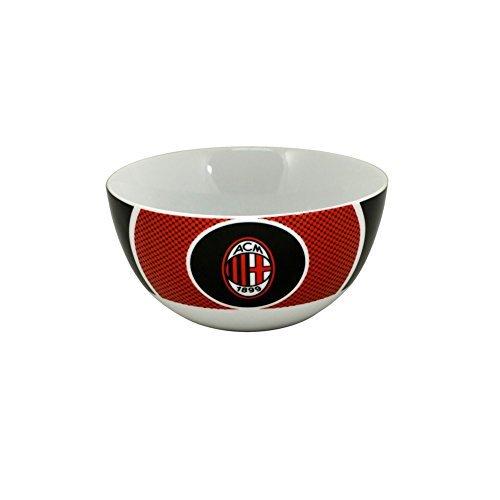 A.C. Milan Fc Ceramic Bull Cereal Bowl