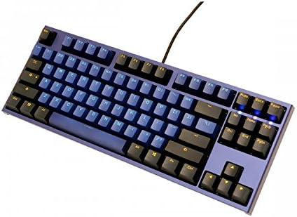 Ducky Un teclado mecánico sin tenkeyless (TKL) con 2 Horizon ...