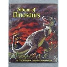 Album of dinosaurs