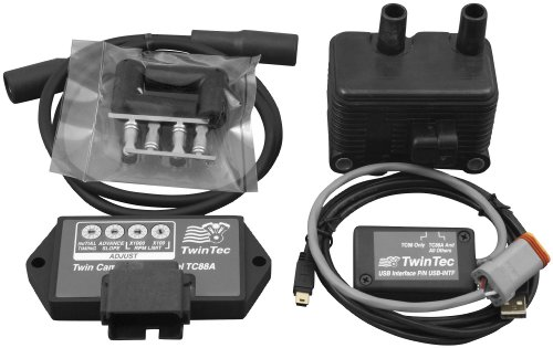 Daytona Twin Tec TC88A Ignition Kit for Harley Davidson 2004-06 Twin Cam 88 - 88 Twin Cam Ignition