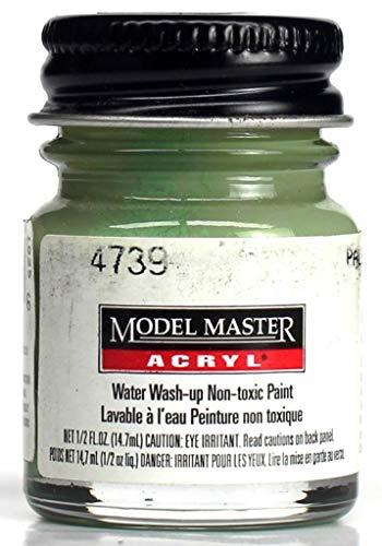 Acrylic Paint Pale Green 0.5oz Bottle #4739 ()