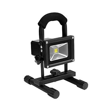 Proyector Led Portátil con Batería 20W: Amazon.es: Bricolaje y ...