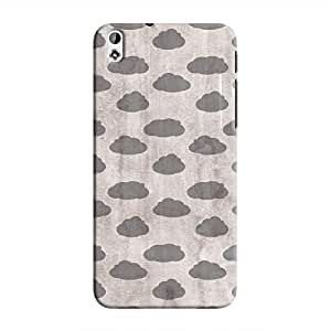 Cover It Up - Grey Clouds Desire 816 Hard case