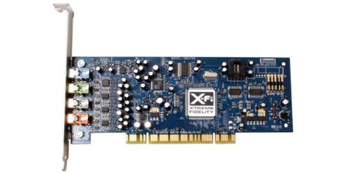 CREATIVE SOUND BLASTER X-FI XTREME AUDIO WINDOWS 8.1 DRIVER
