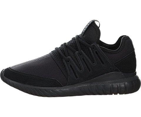 Tubular Radial Mens In Black Black By Adidas  10 5