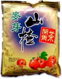 Germinados de cebada y té instantáneo herbario chino de la baya de espino