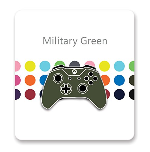 Controller Gear Lapel Pin Accessory