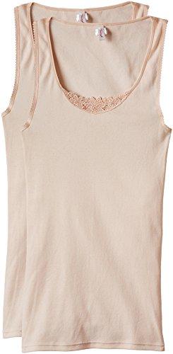 Da Beige nz Nz Basics nude Donna Triumph Shirt02 2p Yselle beige Canotta 1pl32 awY8TqZ