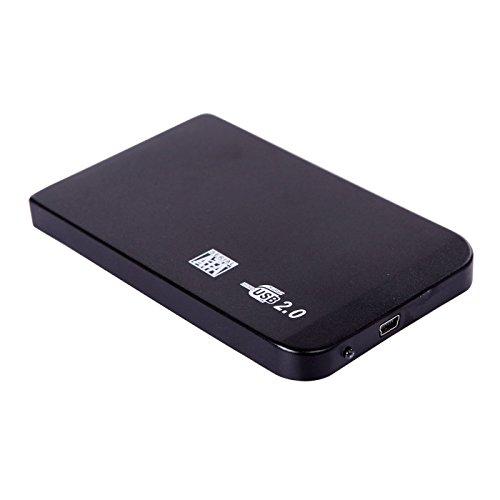 USB 2.0 2.5 Hard Drive SATA External Case Enclosure 2014 - 5