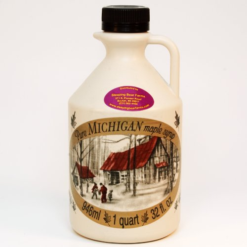 Maple Syrup 32 oz. (Quart)