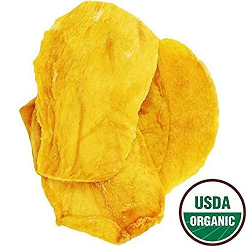 Organic Dried Mango, 2.5 lbs