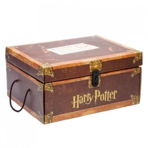 Harry Potter Hardcover Limited Edition Boxed Set: All 7 Books in Chest BRAND NEW by Unbranded (Image #1)