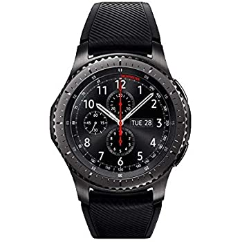 Amazon.com: SAMSUNG GEAR S3 FRONTIER Smartwatch 46MM ...