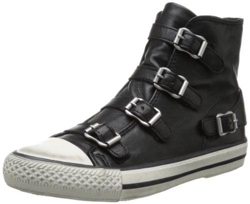 Sneaker De Mode Vierge De Femmes De Cendre, Noir, 36 Eu / 6 M Us