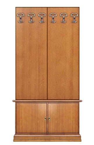 Composizione mobili per ingresso con pannelli e mobiletto 2 porte ...