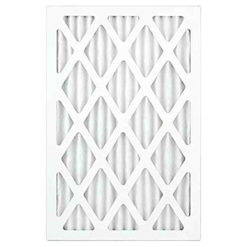 AIRx Filters Health 12x18x1 Air Filter MERV 13 AC Furnace Pleated Air Filter Replacement Box of 12, Made in the USA