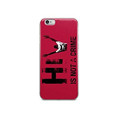 HIV is Not a Crime iPhone Cell Phone Case