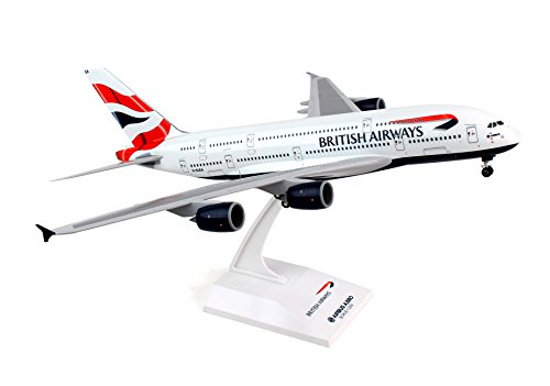 Daron Skymarks British Airways A380 1/200 with Gear Reg#G-X Model Kit