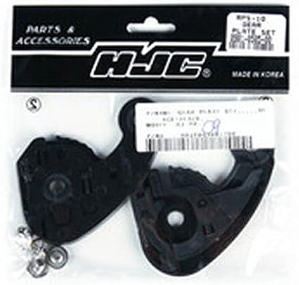 r+l P Gear Plate Visiermechanik für FG-17//FG-ST Set HJC – HJ20 OVP