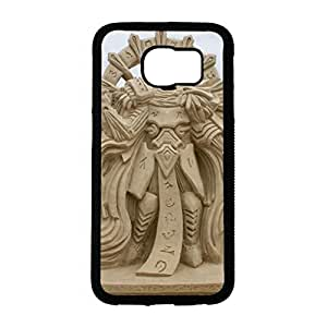Samsung Galaxy S6 Phone Case Statue Back Cover Case Practical Design Snap on Samsung Galaxy S6 Mobile Shell