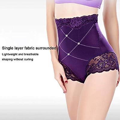 D1X2D3 Faja Falda para Mujer, Shapewear de Cintura Alta para el ...